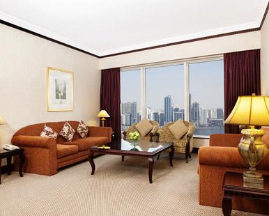 Ambassador Suite Lounge