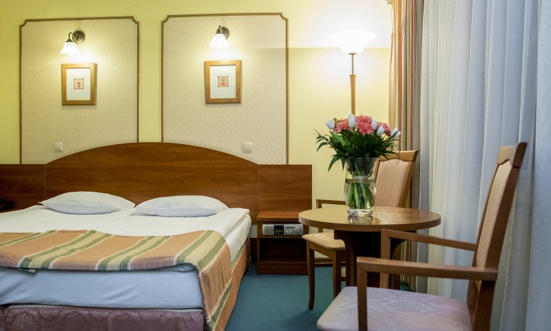 Accessible double room21