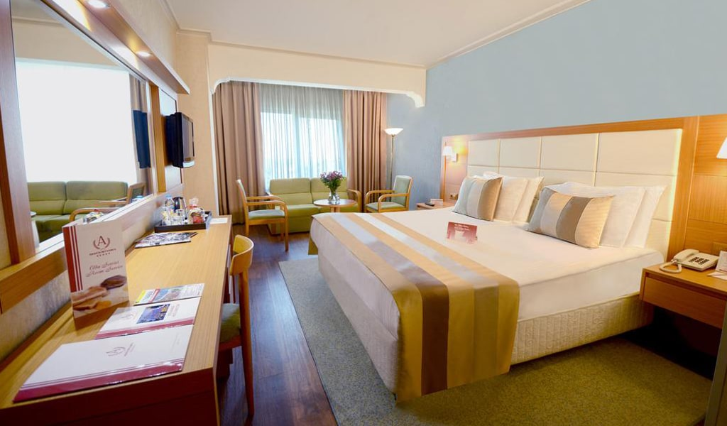 Akgun Istanbul Hotel (5)