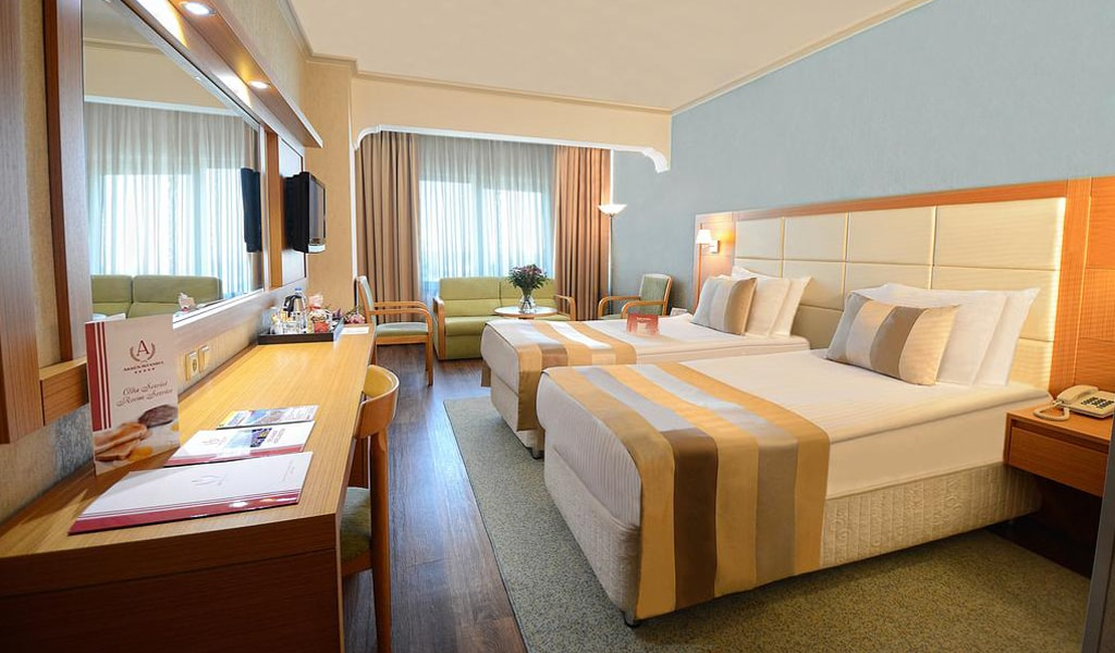 Akgun Istanbul Hotel (7)
