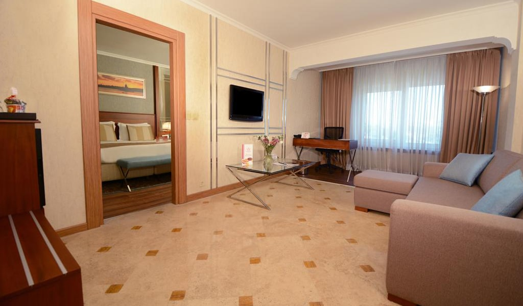 Akgun Istanbul Hotel (9)