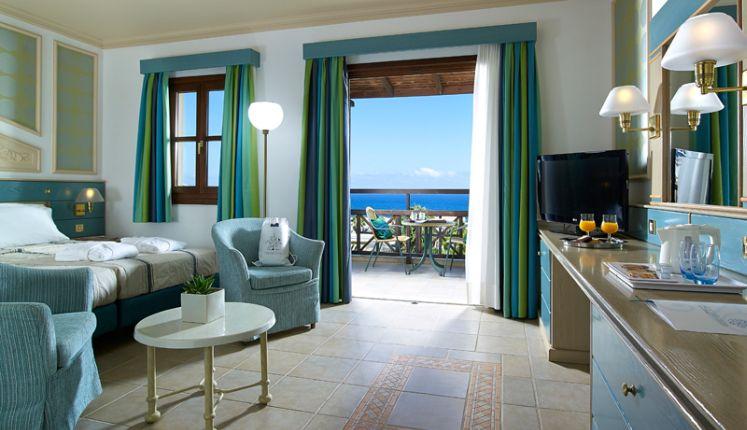 Aldemar royal mare Double Room sea view