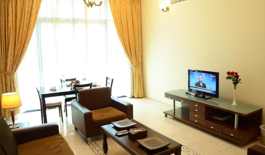 Arcadia Hotel Suites Sharjah (2)