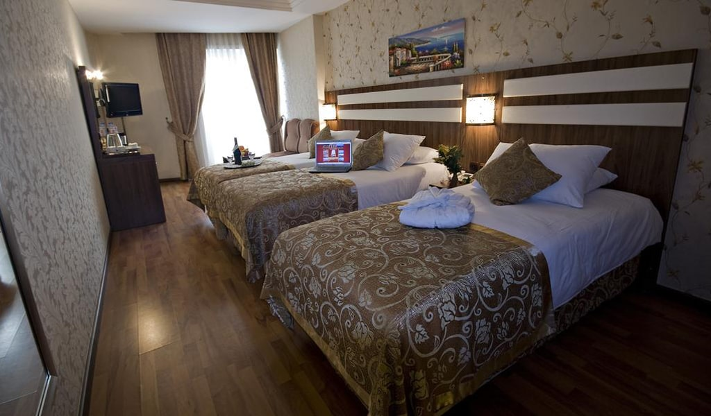 Aspen Hotel Laleli (25)