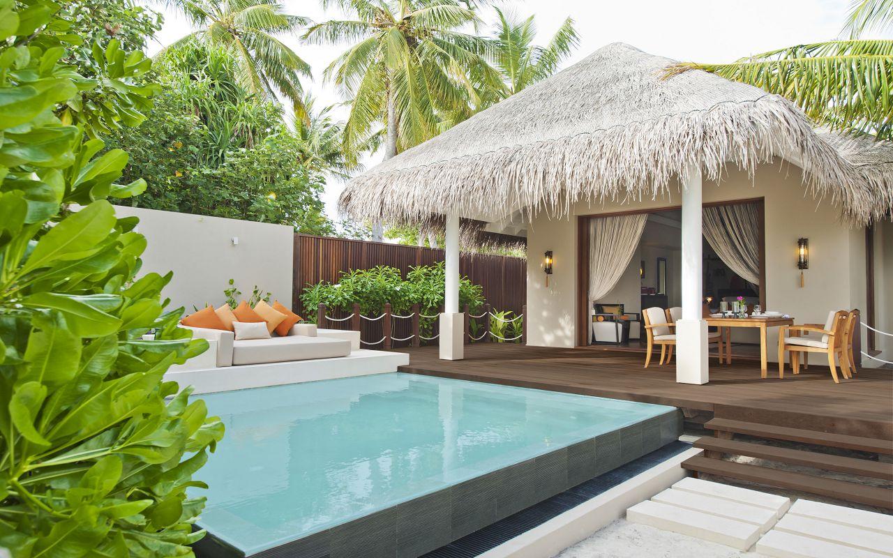 Ayada Maldives Villas BEACH SUITE (1)