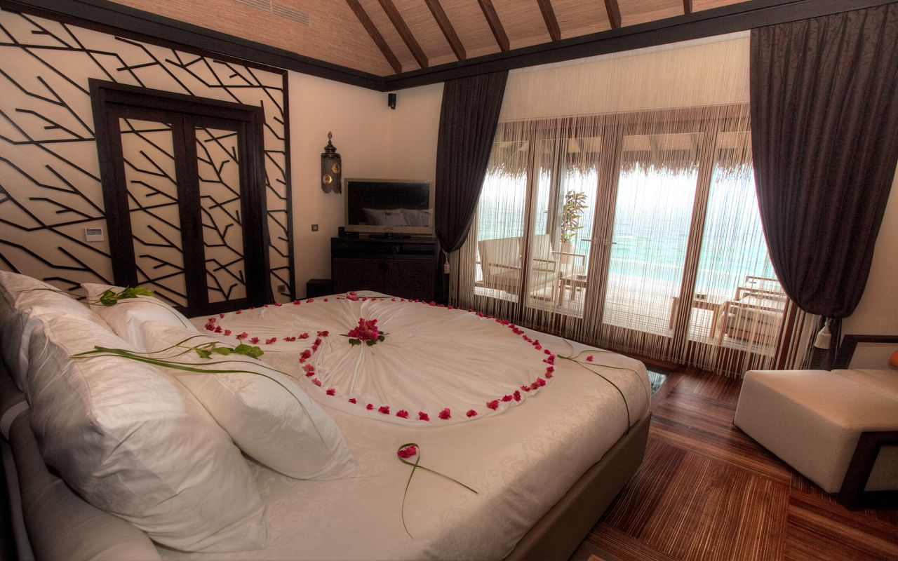 Ayada Maldives Villas ROYAL OCEAN SUITE (1)