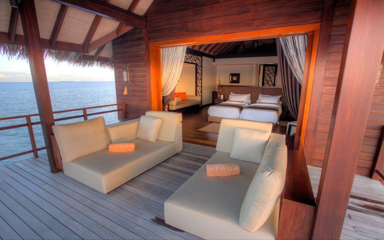 Ayada Maldives Villas ROYAL OCEAN SUITE (10)