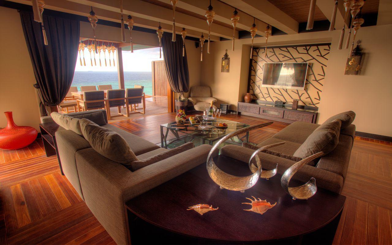 Ayada Maldives Villas ROYAL OCEAN SUITE (2)