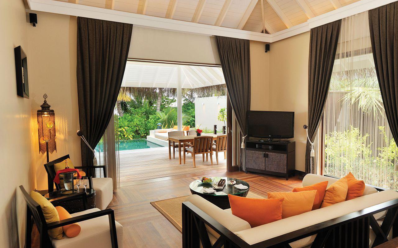 Ayada Maldives Villas SUNSET BEACH SUITE (6)