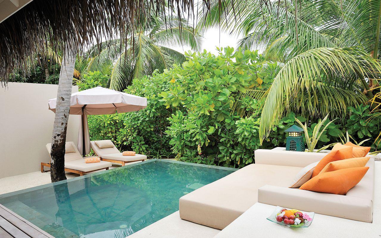 Ayada Maldives villas BEACH VILLA (1)
