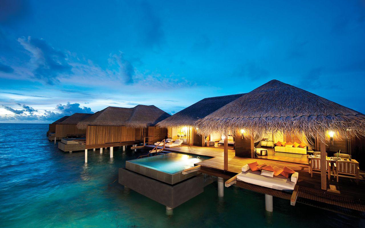 Ayada Maldives villas SUNSET OCEAN FAMILY SUITE (4)