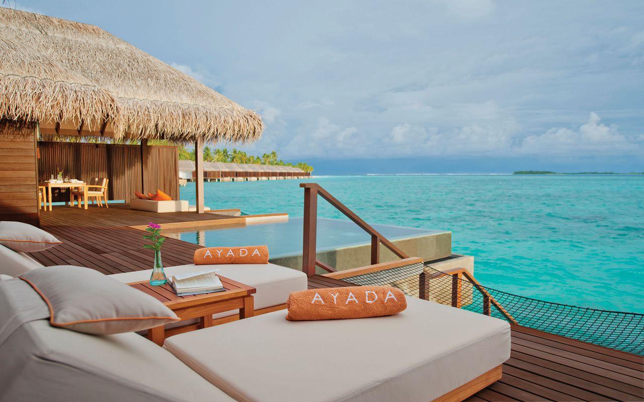 Ayada Maldives villas SUNSET OCEAN FAMILY SUITE (5)