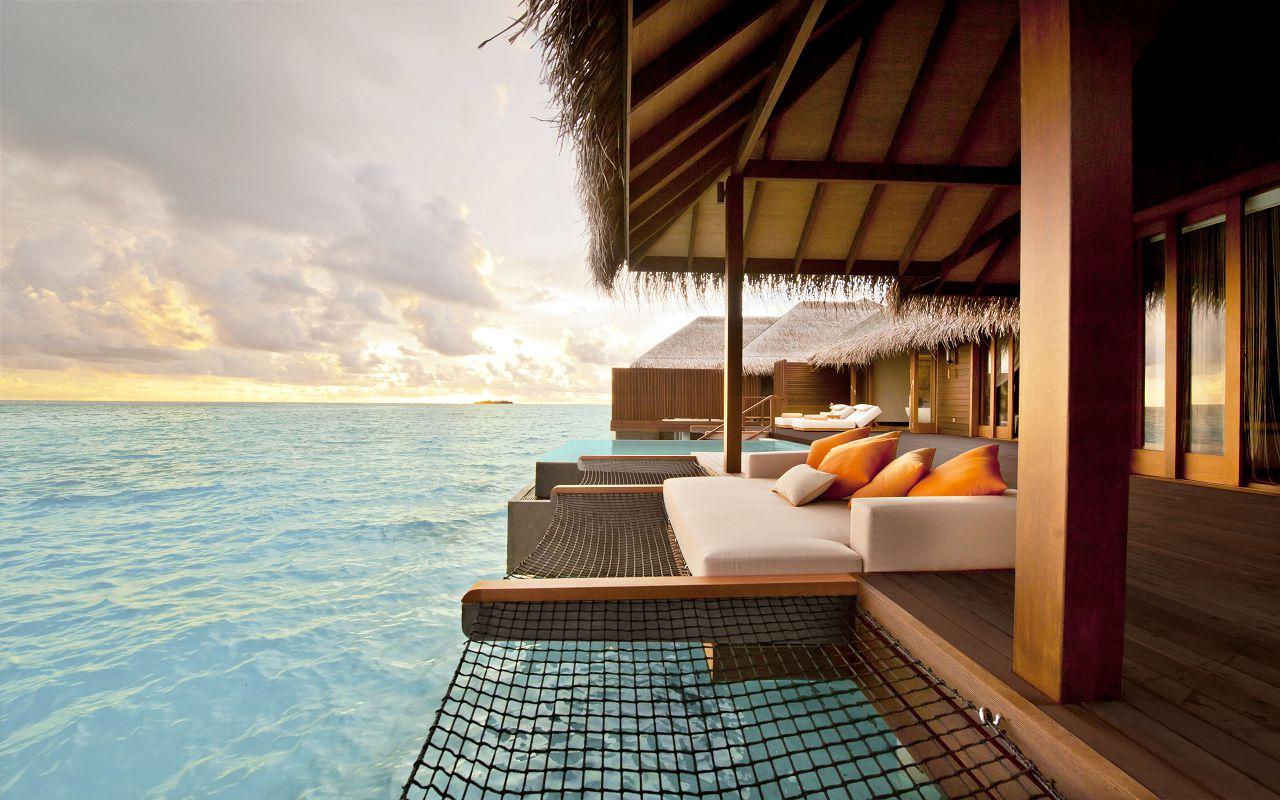 Ayada Maldives villas SUNSET OCEAN FAMILY SUITE (6)
