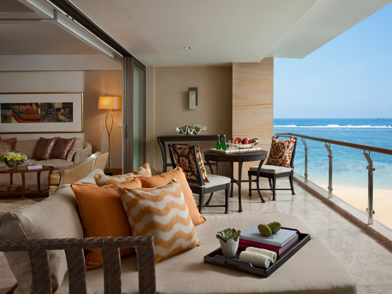 Baron Suite - Ocean View Balcony