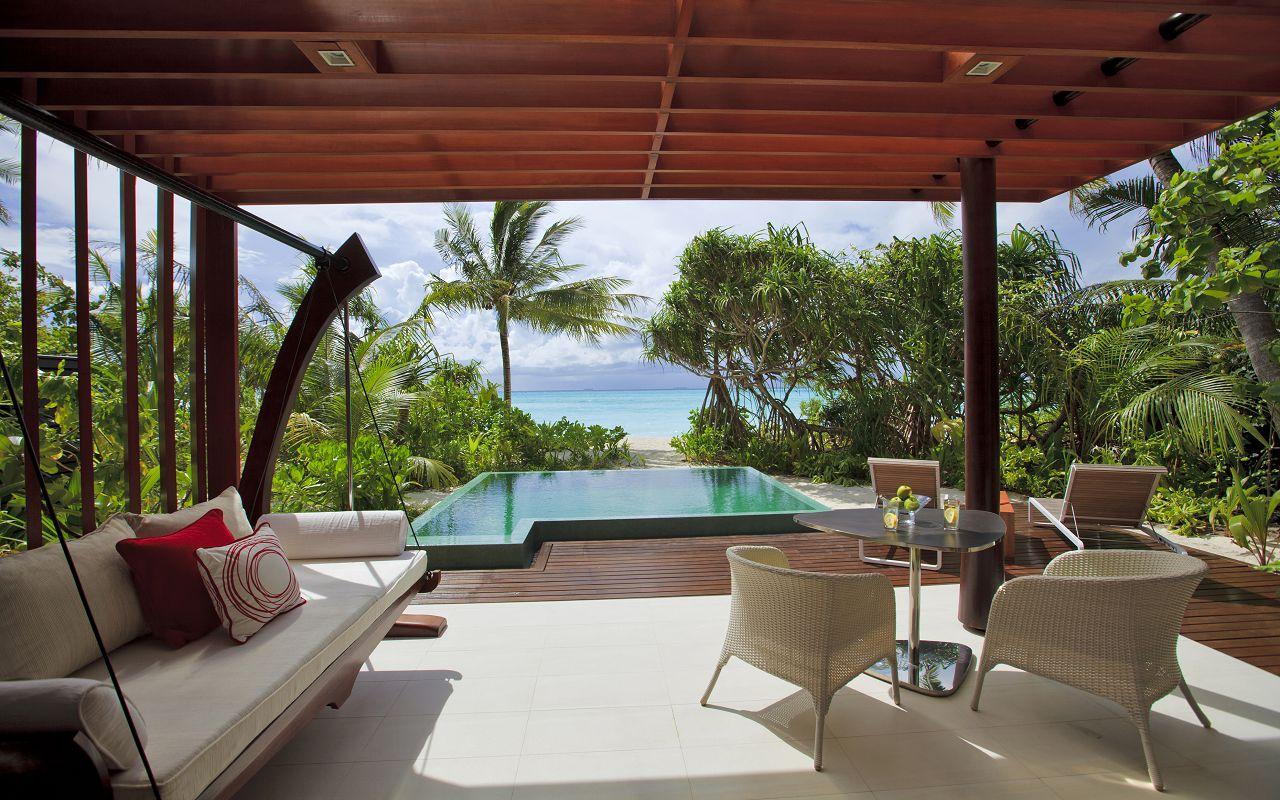Beach Pool Villa (1)