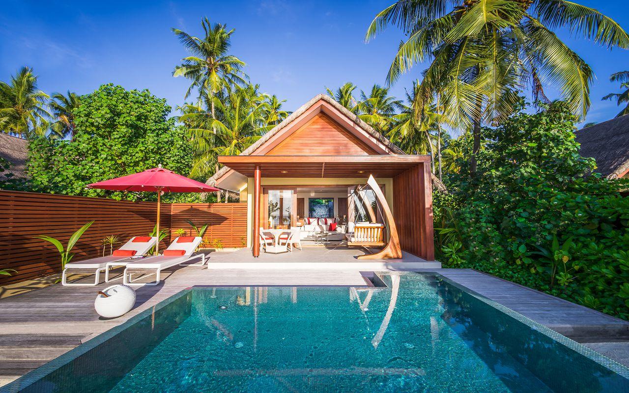 Beach Pool Villa (2)