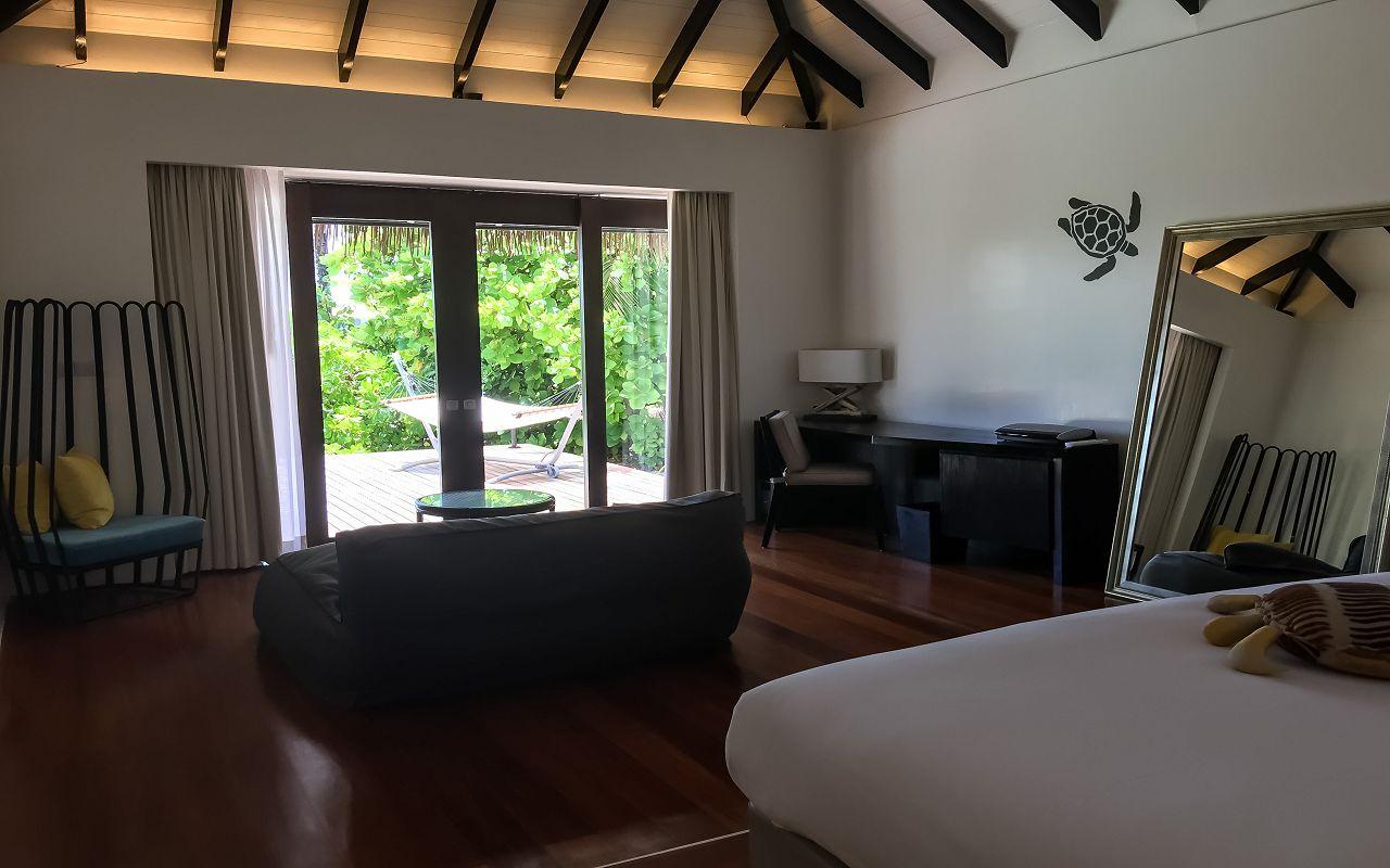 Beach Pool Villa - Bedroom (2)