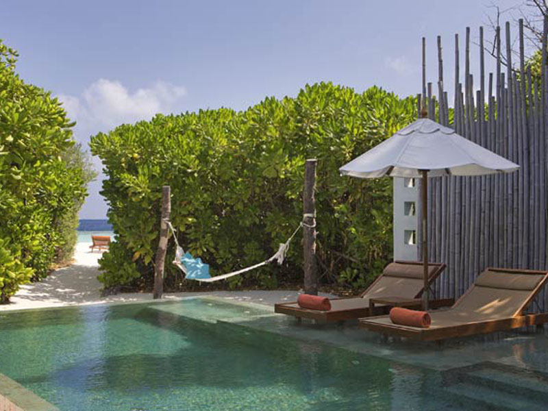 Beach Pool Villa4