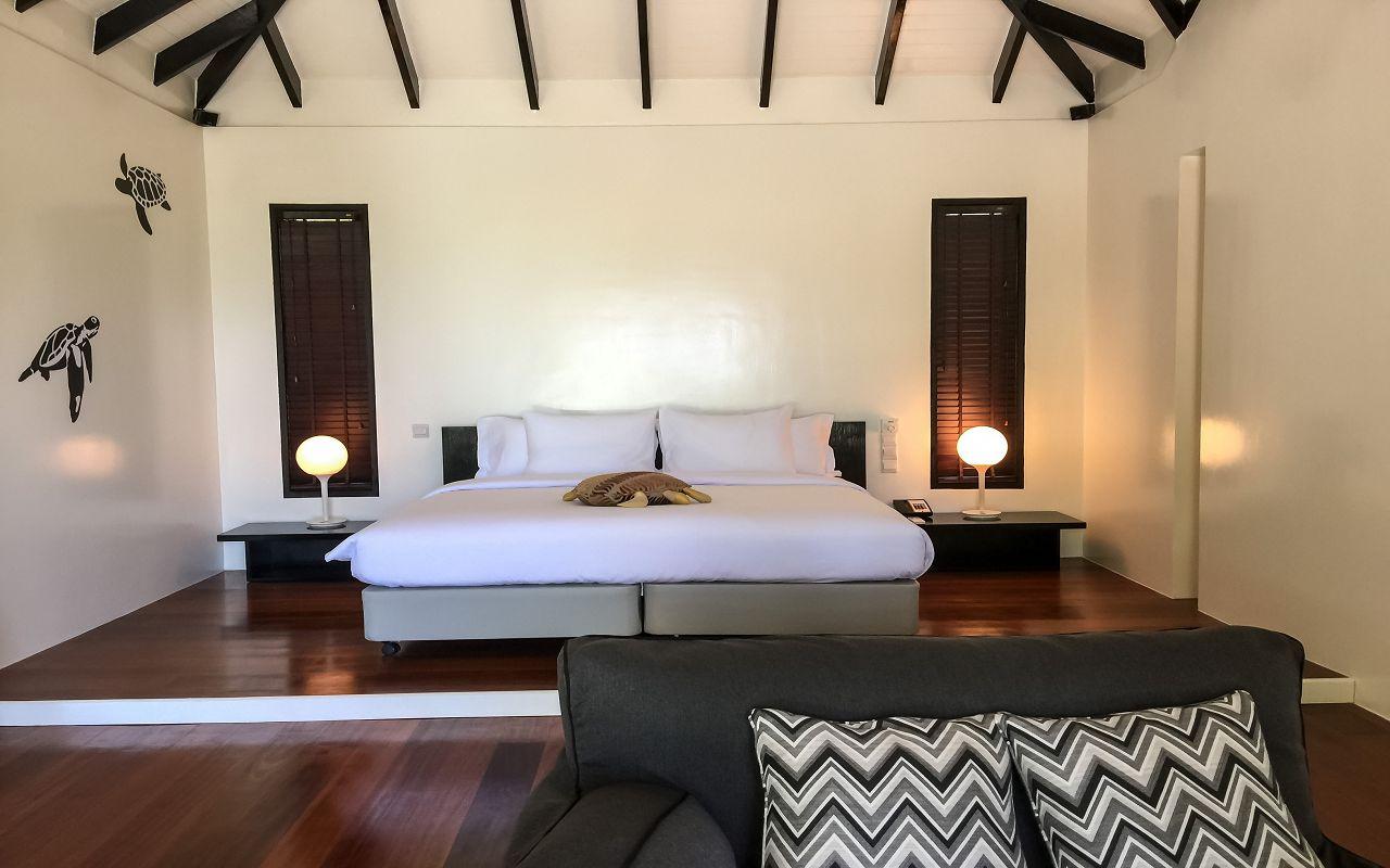 Beach Villa - Bedroom (1)