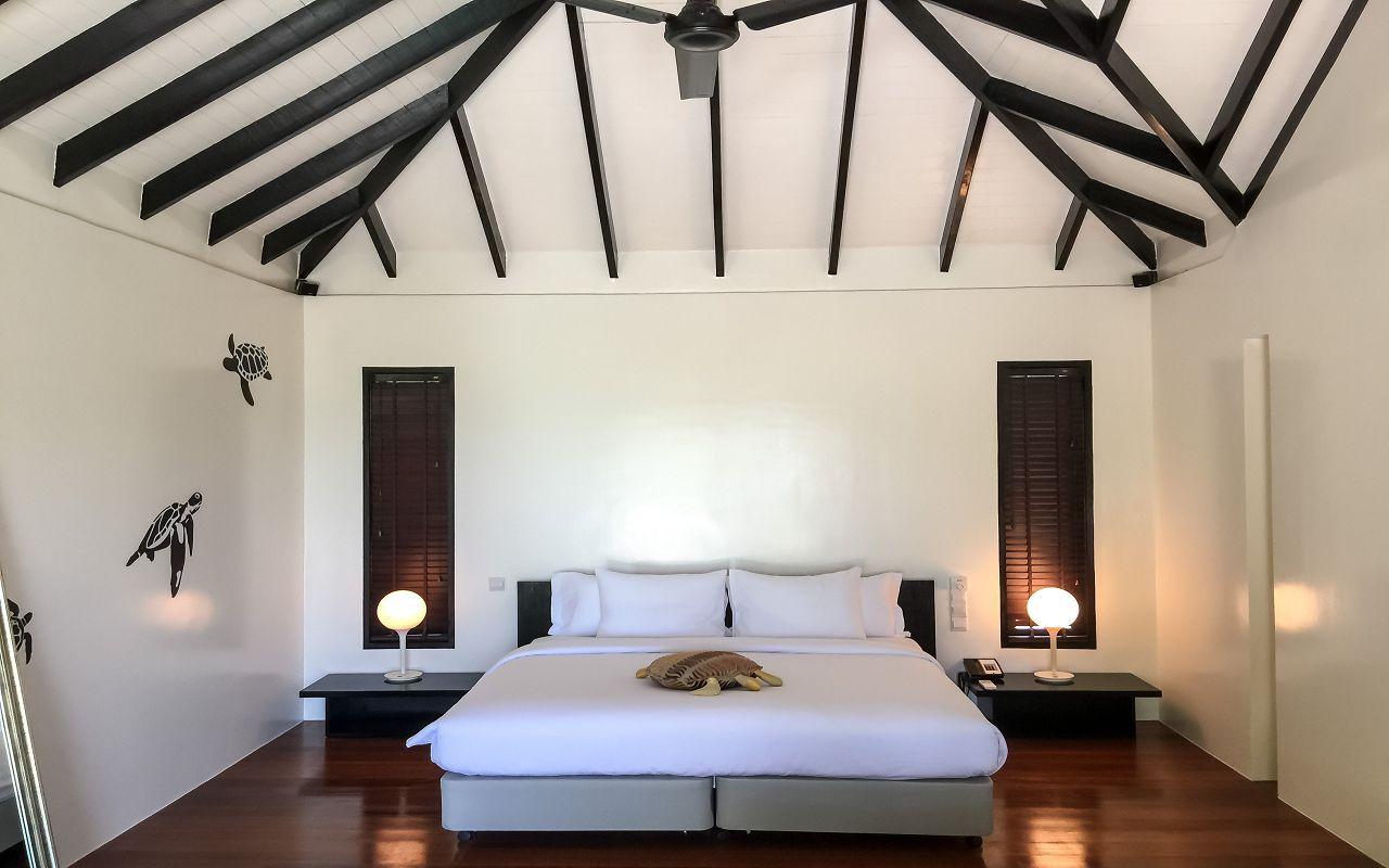 Beach Villa - Bedroom (2)