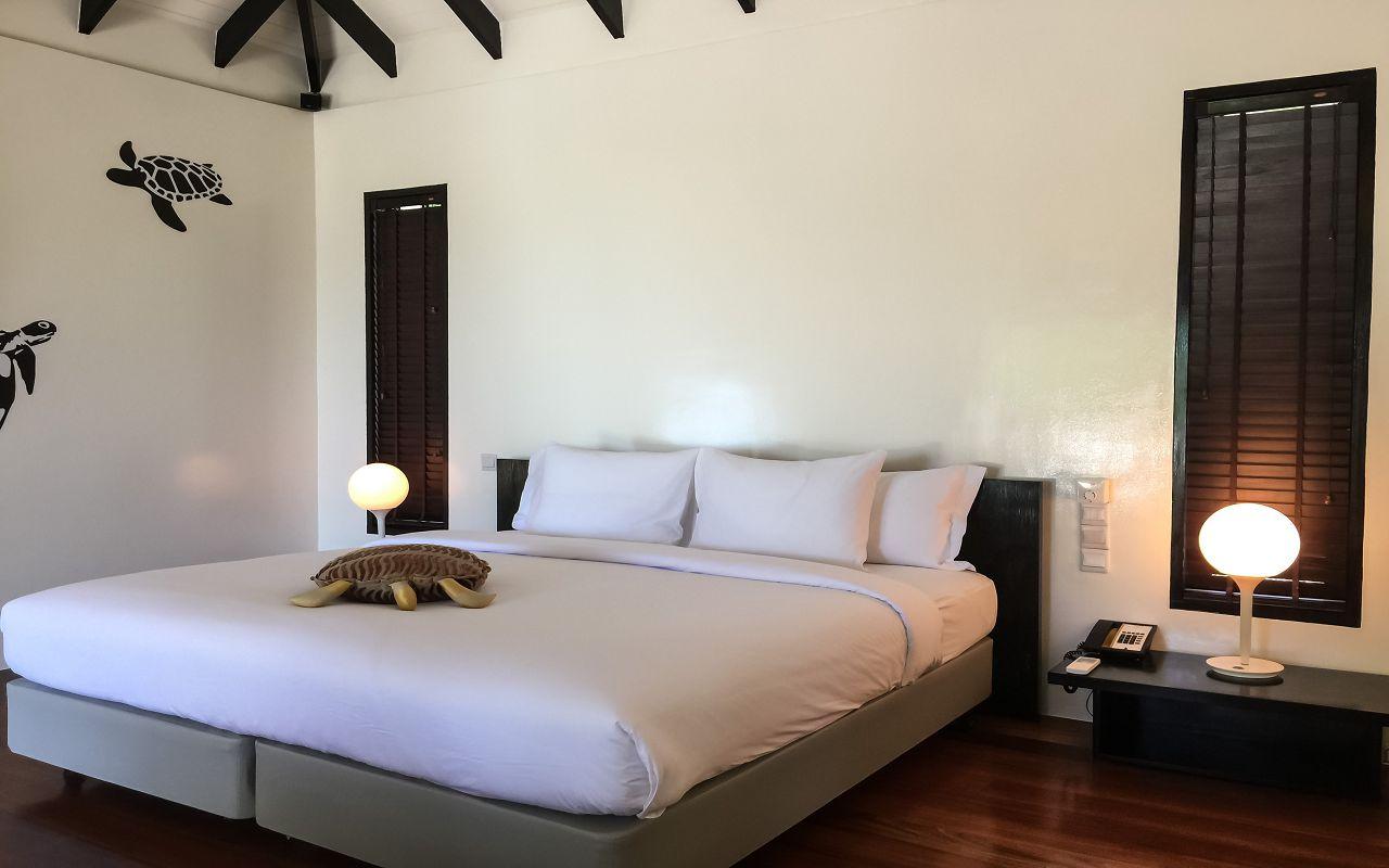 Beach Villa - Bedroom (3)