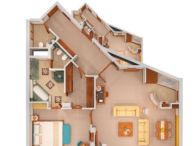 Blue Oasis Suite5