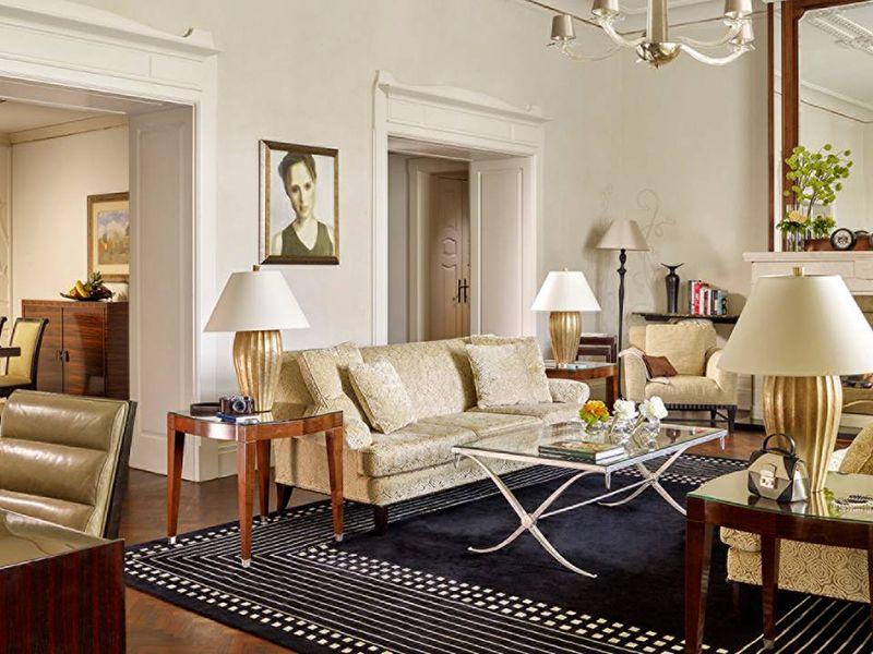 Buda Castle Presidential Suite