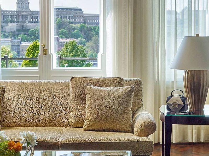 Buda Castle Presidential Suite2