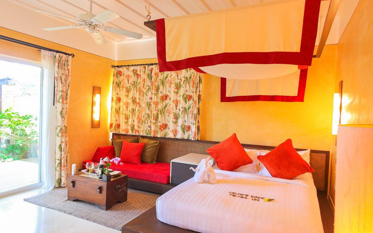 Buri Rasa Village Koh Samui-Deluxe Garden Court with Dip Pool 01