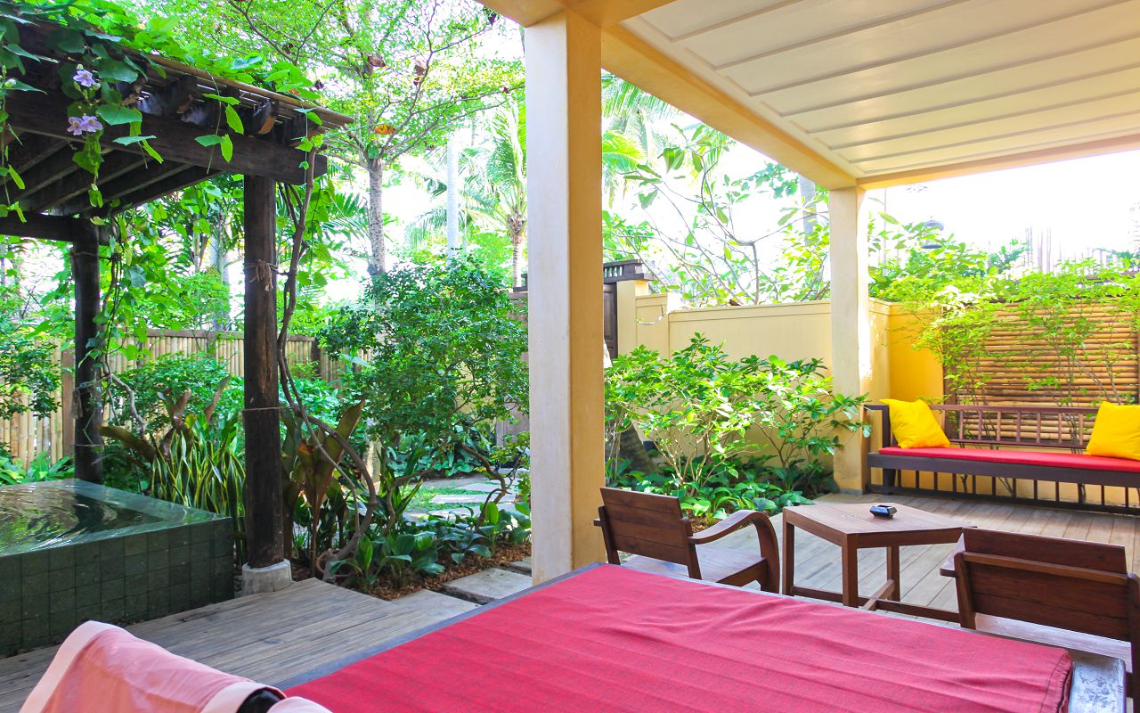 Buri Rasa Village Koh Samui-Deluxe Garden Court with Dip Pool 05