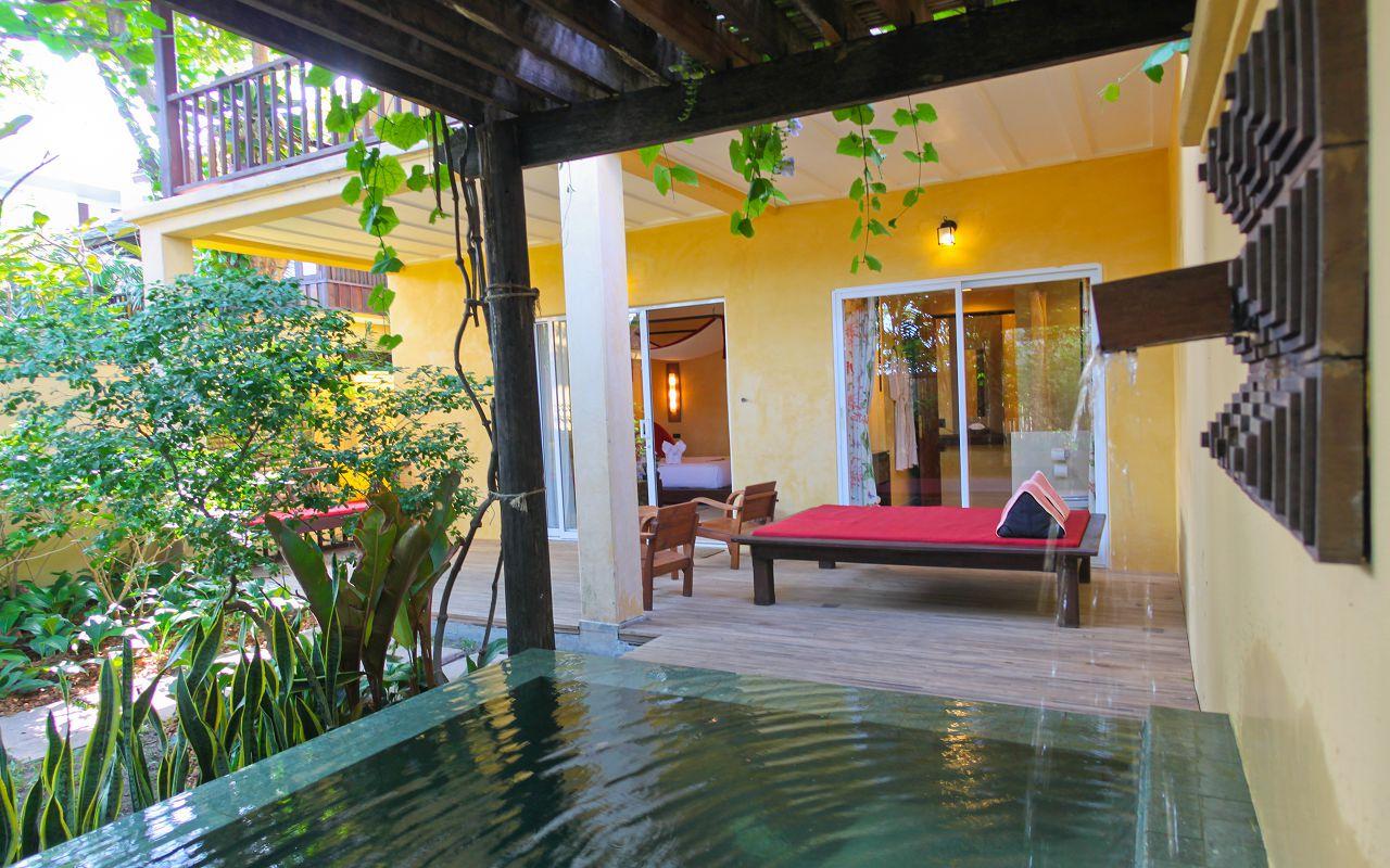Buri Rasa Village Koh Samui-Deluxe Garden Court with Dip Pool 06