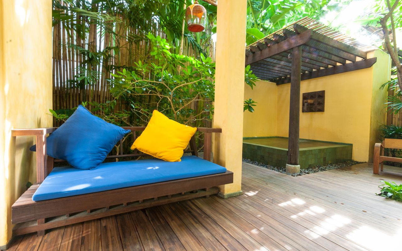 Buri Rasa Village Koh Samui-Deluxe Garden Court with Dip Pool 09