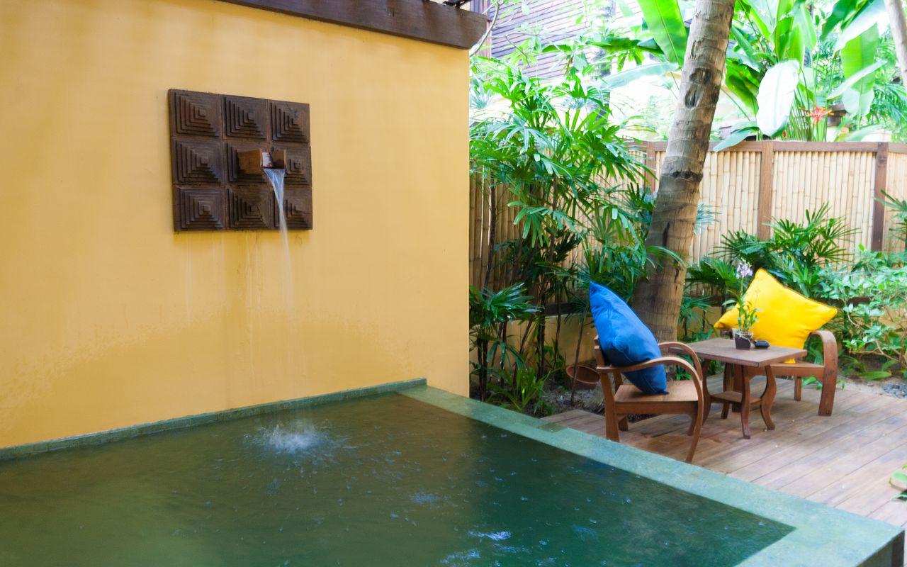 Buri Rasa Village Koh Samui-Deluxe Garden Court with Dip Pool 10