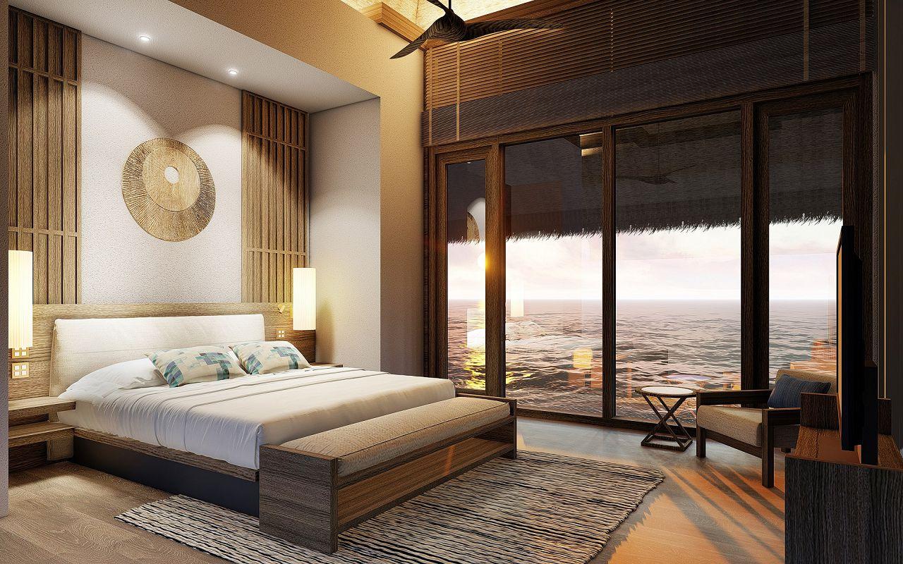 CM_Grand Water Villa_master bedroom_LR