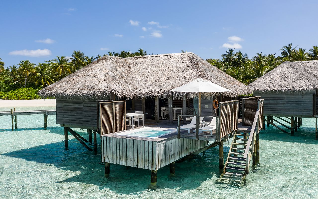 CONRAD MALDIVES RANGALI ISLAND_Villas_Water Villa External