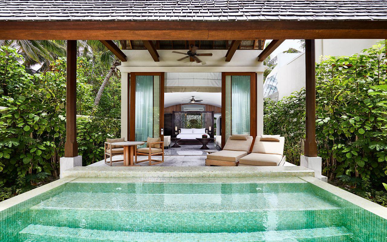 CONRAD MALDIVES_Deluxe Beach Villa_External_credit Justin Nicholas - hi-res