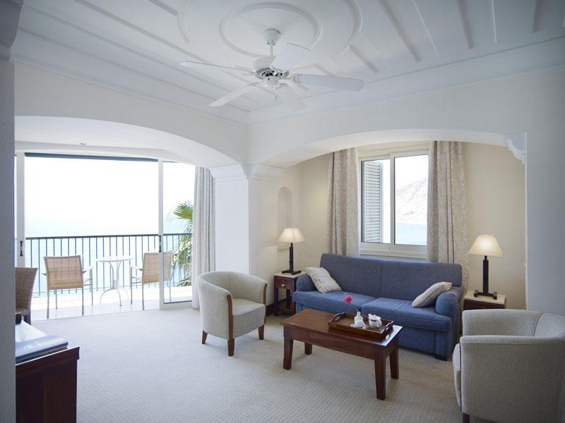 Cape Suite Seating Area