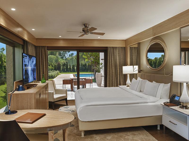 Carya Golf Villa-Master Bedroom
