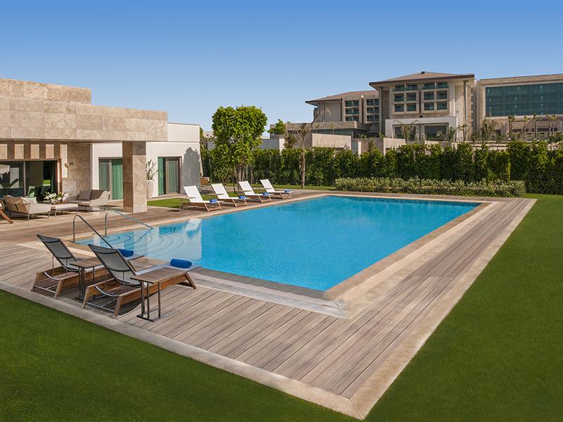 Carya Golf Villa-Pool