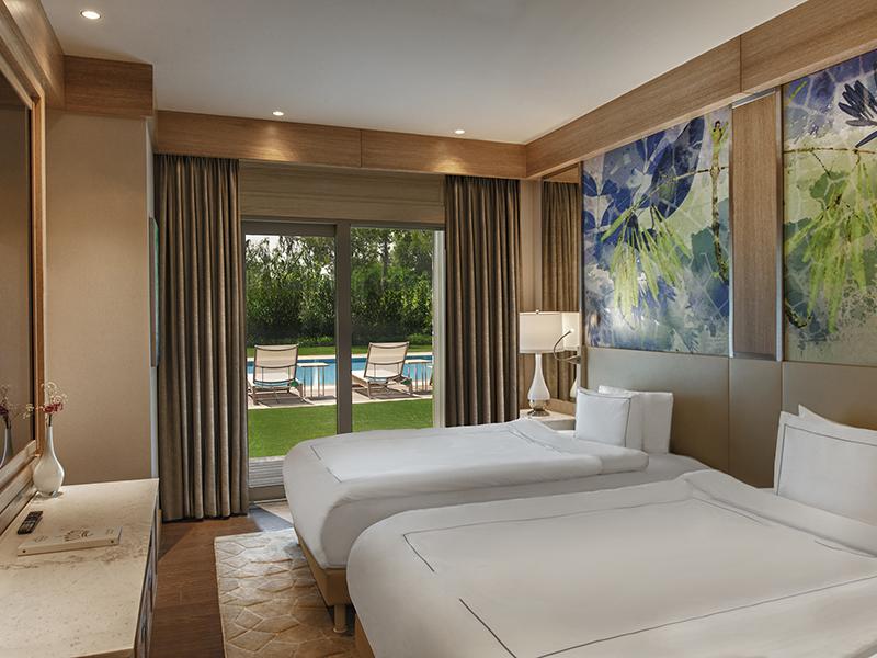 Carya Golf Villa-Rooms
