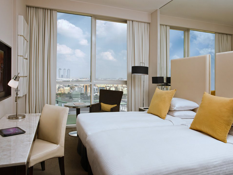 Centro Room (Twin Beds)
