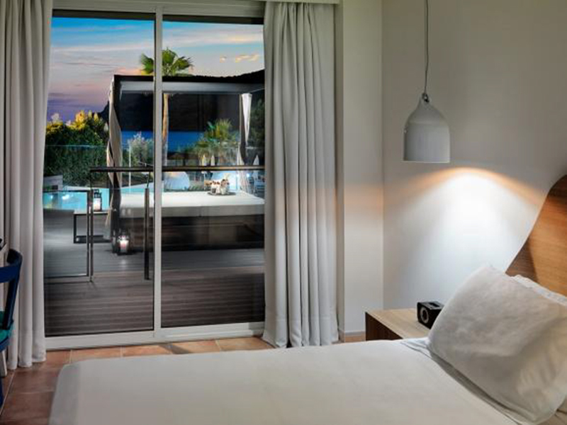 Chill-Out Double Rooms