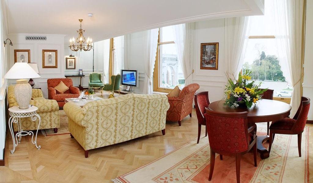 Ciragan Kempinski Hotel (8)
