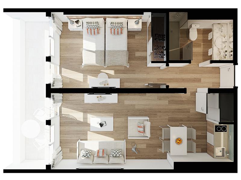 Comfort Apartment6