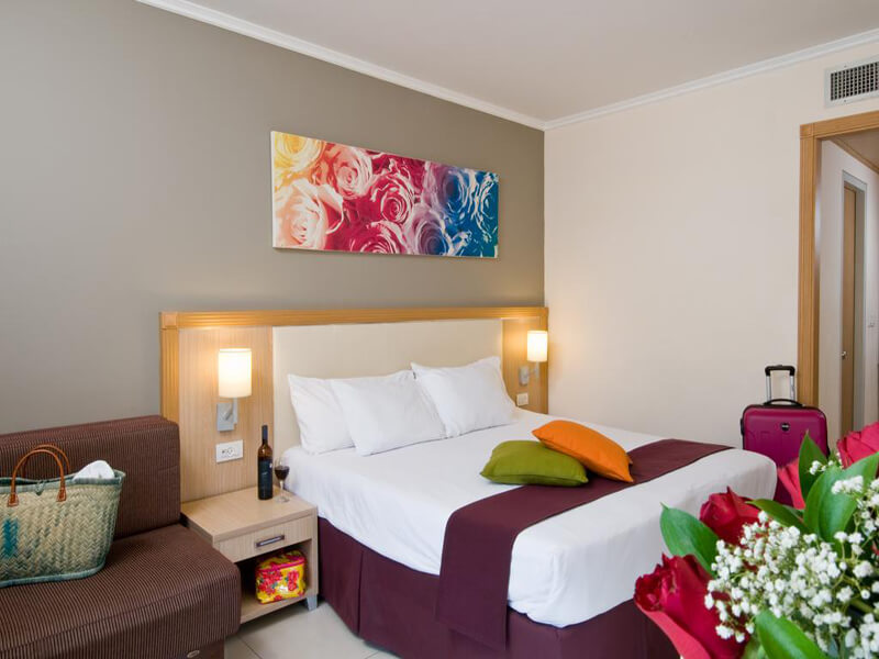 Comfort Double Room1