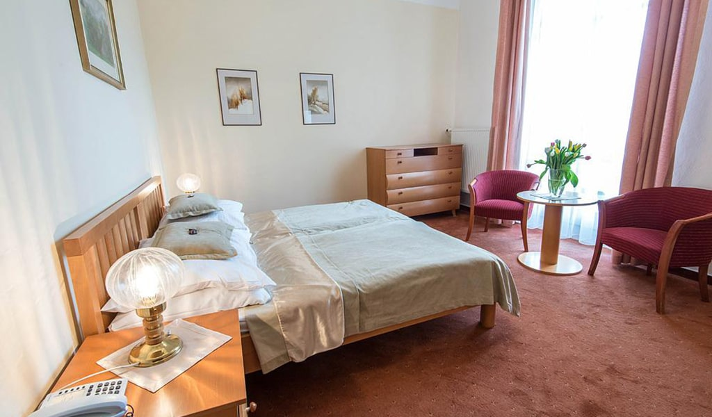 Comfort Double or Twin Room 2-min
