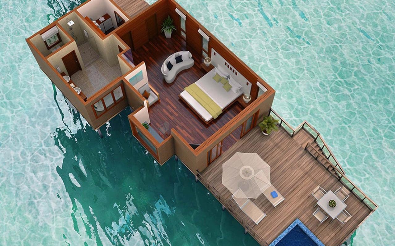 Conrad Maldives Rangali (2)