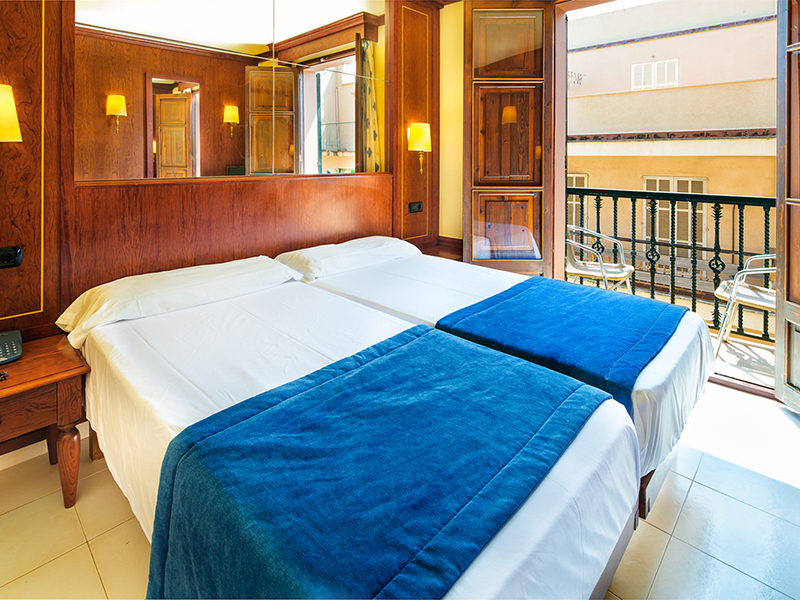 DOUBLE ROOM second