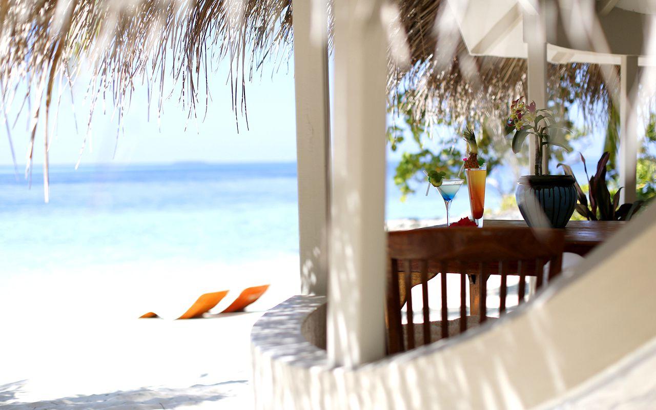 Deluxe Beach Villa (1)