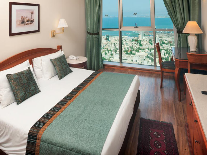 Deluxe Double Room with Bay View - Smoking